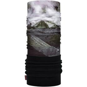 Buff Polar Mountain Neck Tube 3 cime black